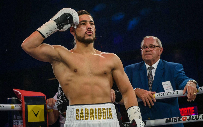 Садриддин Ахмедов чемпиондық атақ үшін жұдырықтасады