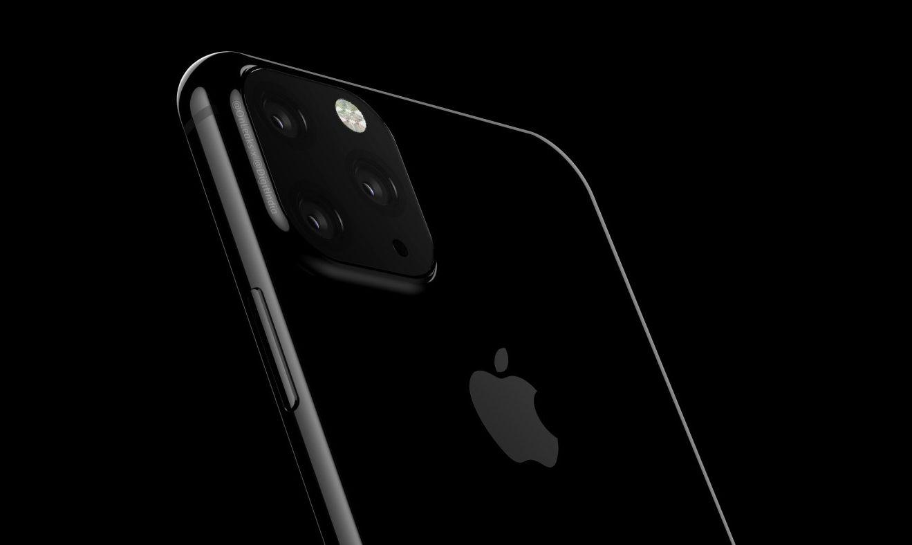 Жаңа үшкамералы iPhone қандай болады?