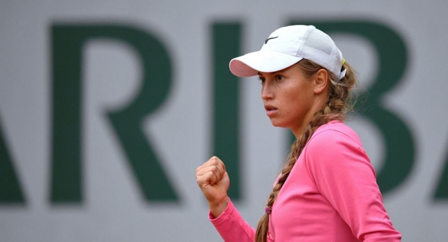 Юлия Путинцева Australian Open жарысын жеңіспен бастады
