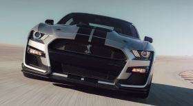Ford ең жылдам Mustang Shelby GT500 көлігін таныстырды