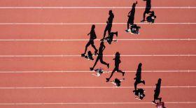 7 сурет: Спорттың пайда болуы мен қалыптасуы