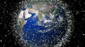 Жер орбитасындағы қоқыс жыл сайын 100 тоннаға артады