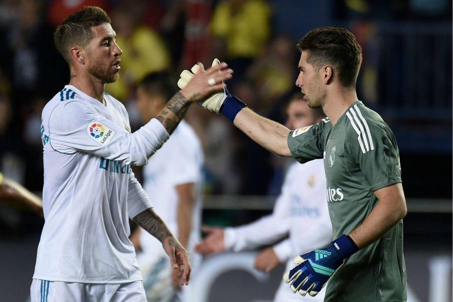 """""""Севильяға"""" қарсы ойында """"Реал"""" қақпасын кім қорғайды?"""
