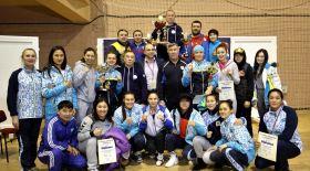 Қазақстандық боксшы қыздар Сербиядағы халықаралық турнирде үздік шықты