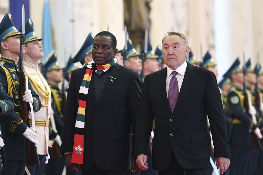 Таныс та бейтаныс Зимбабве (тест)