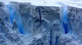 Антарктидадағы мұзасты көлінде ерекше тіршілік иелері өмір сүрген