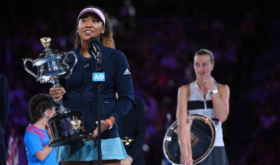 Жапон қызы Australian Open жарысында жеңімпаз атанды