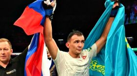 Ресейдегі этникалық қазақ Дамирдің UFC-гі екінші қарсыласы анықталды