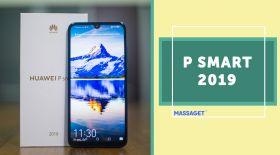 Техношолу: Huawei P smart 2019
