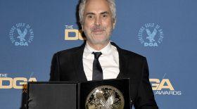 Альфонсо Куарон АҚШ режиссерлері гильдиясының сыйлығын иеленді