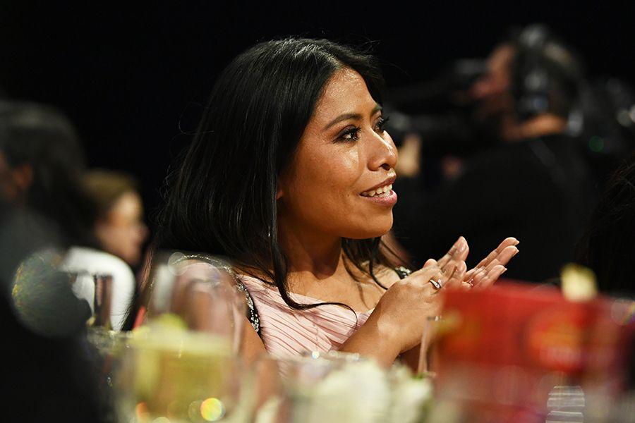 """Ялица Апарисио: """"Оскарға"""" ұсынылған алғашқы үндіс текті актриса"""