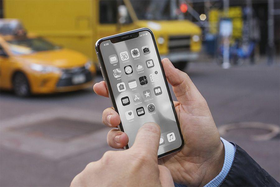 iPhone экранын қалай сұр түсті етуге болады және ол не үшін керек?