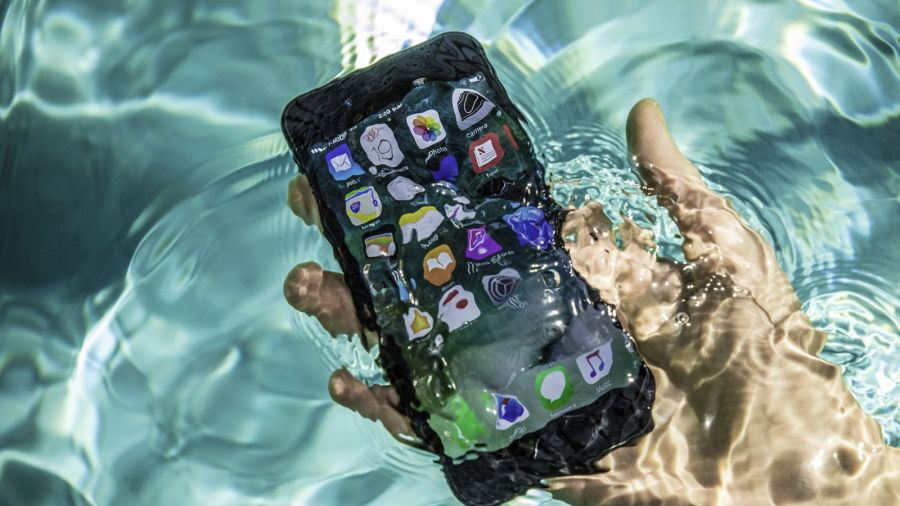 Телефон суға түскенде не істеу қажет?