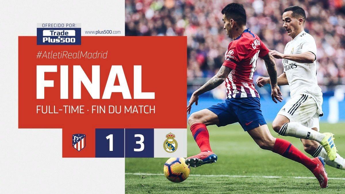 """Мадридтік дербиде """"Реал"""" жеңіске жетті"""
