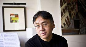 Нобель лауреаты Кадзуо Исигуро рыцарь атанды