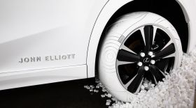 Lexus көліктеріне арналған Nike стиліндегі дөңгелектер шығарылды