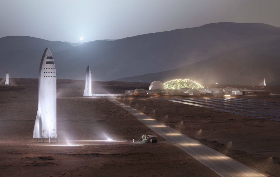 Илон Маск Марсқа ұшу қанша тұратынын айтты