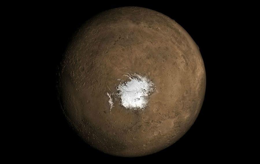 Марстағы су қатпайды: 2-себеп