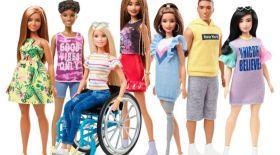 Барби өндірушілері мүгедек қуыршақтар шығарады