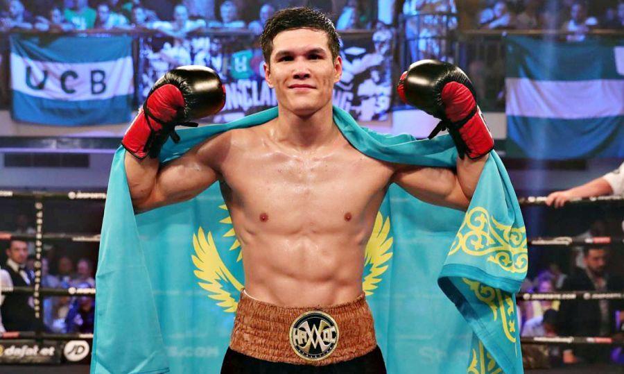 Данияр Елеусінов 15 наурызда мексикалық боксшымен жұдырықтасады