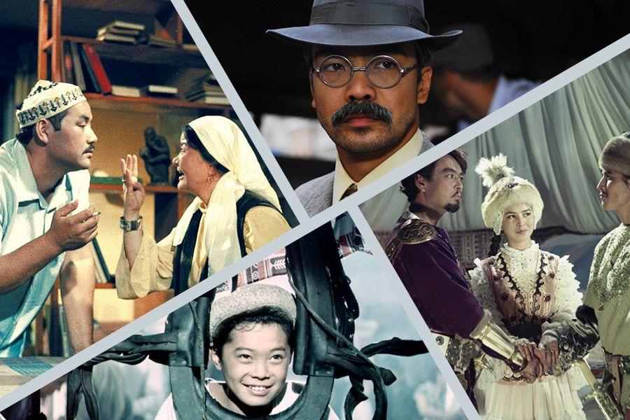 Тест: Қазақ киносын қаншалықты жақсы білесіз?