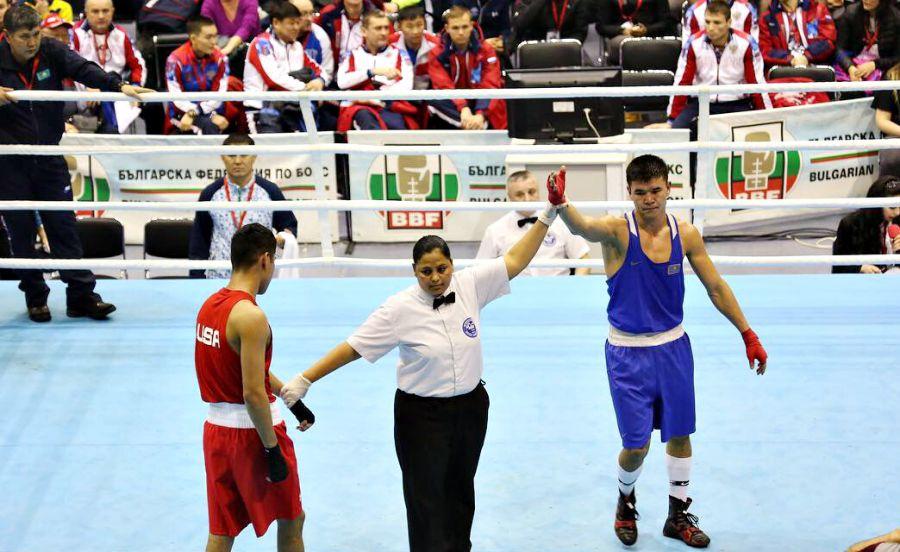 Қазақстандық бес боксшы да Болгариядағы турнирдің финалына шықты