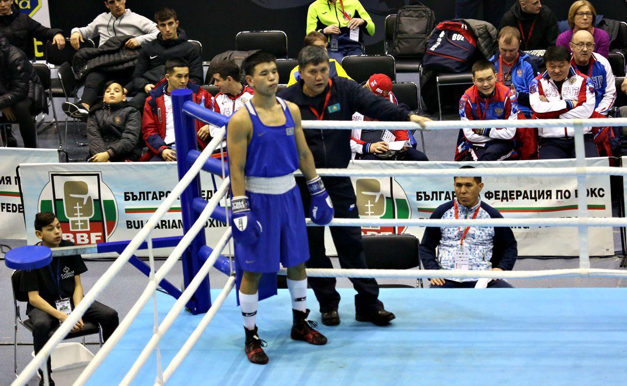Абылайхан Жүсіпов Болгариядағы турнирдің күміс жүлдегері атанды