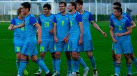Қазақстан ұлттық құрамасы жолдастық кездесуде Молдованы ұтты