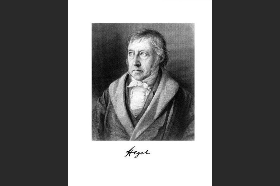 Гегельдің ұлттық мемлекет туралы философиясы