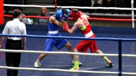 Қазақстандық боксшы Бішкекте өткен жарыста топ жарды