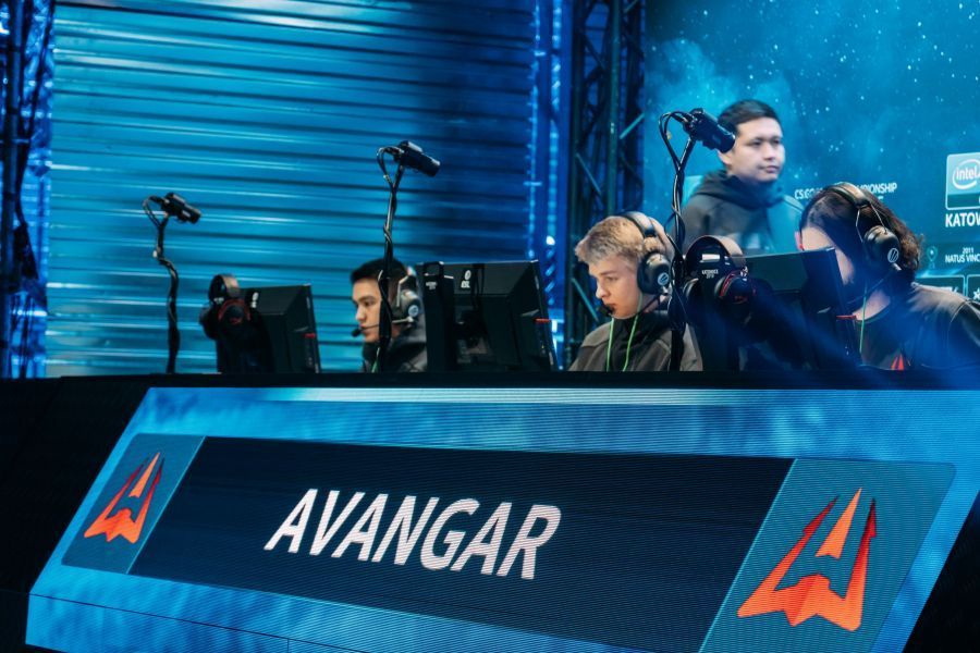 AVANGAR LOOT BET Season 1 турнирі аясында екі ойын өткізді