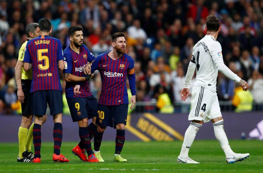 """""""Барселона"""" Мадридте """"Реалды"""" тағы ұтты"""