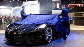 Bugatti әлемдегі ең қымбат көлікті таныстырды