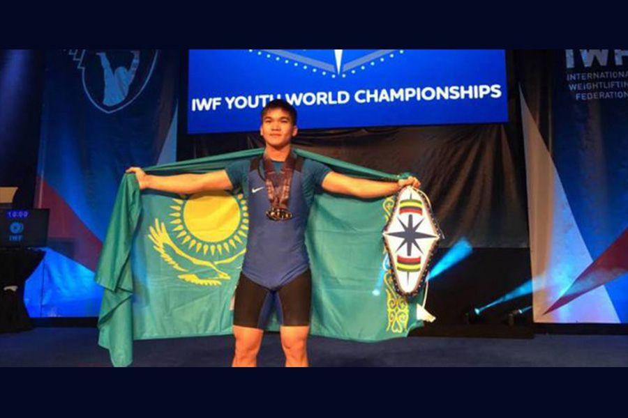 16 жастағы қазақстандық ауыр атлет әлем чемпионы атанды