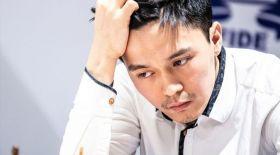 Ринат Жұмабаев әйгілі орыс шахматшысы Сергей Карякинді ұтты