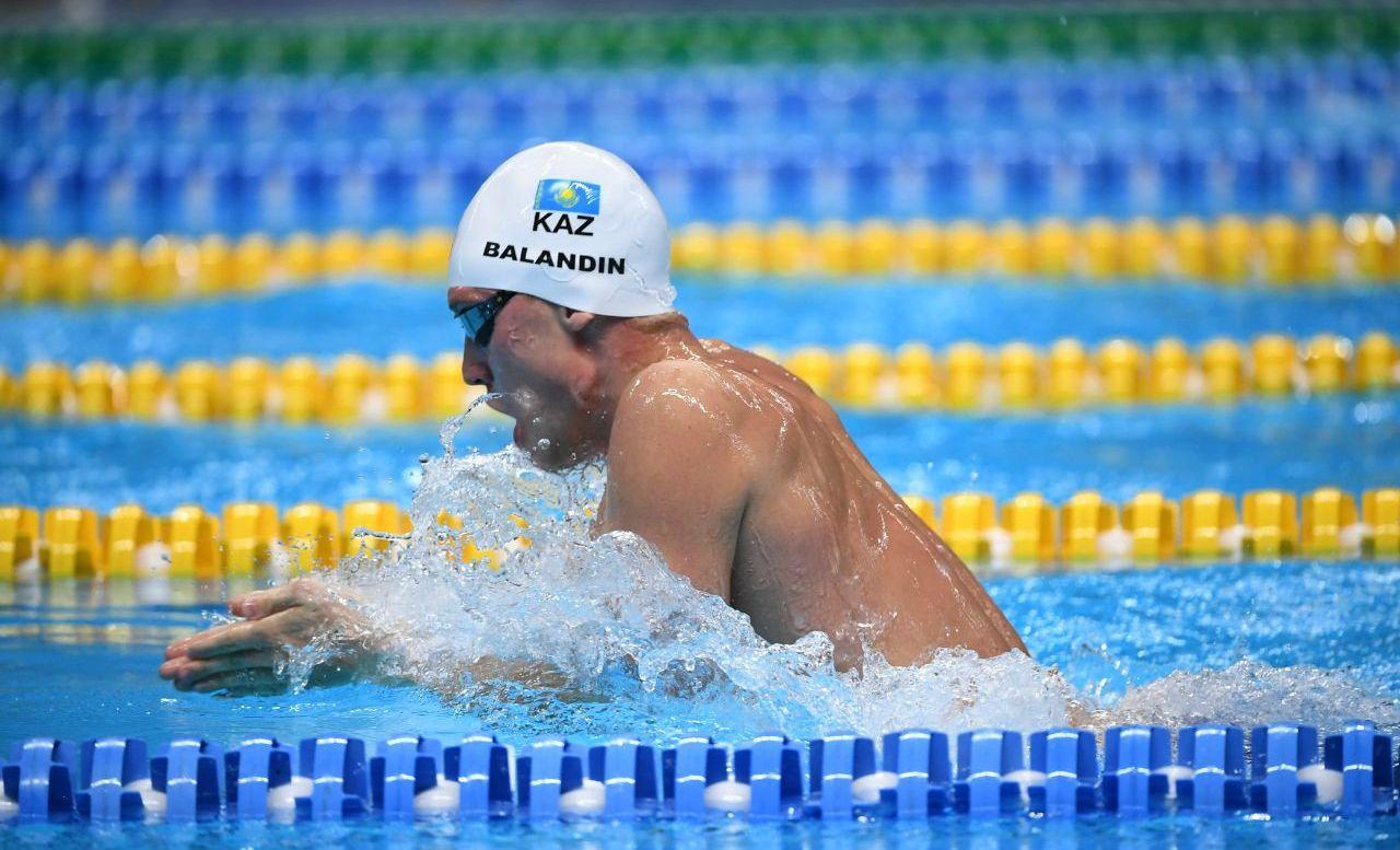 Дмитрий Баландин Словенияда төртінші рет жеңіс тұғырына шықты