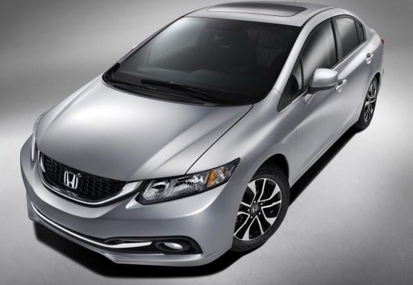 HONDA «Civic Sedan» көлігінің ең жаңа нұсқасы