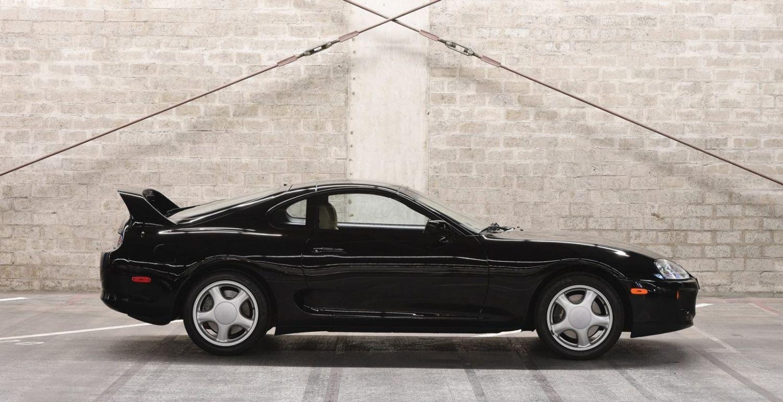 1994 жылғы Toyota Supra көлігі рекордтық бағаға сатылды
