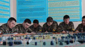 Петропавлдағы ұлттық ұлан әскери институтына қабылдау шарты