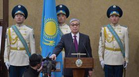 Қасым-Жомарт Тоқаев Президент болды