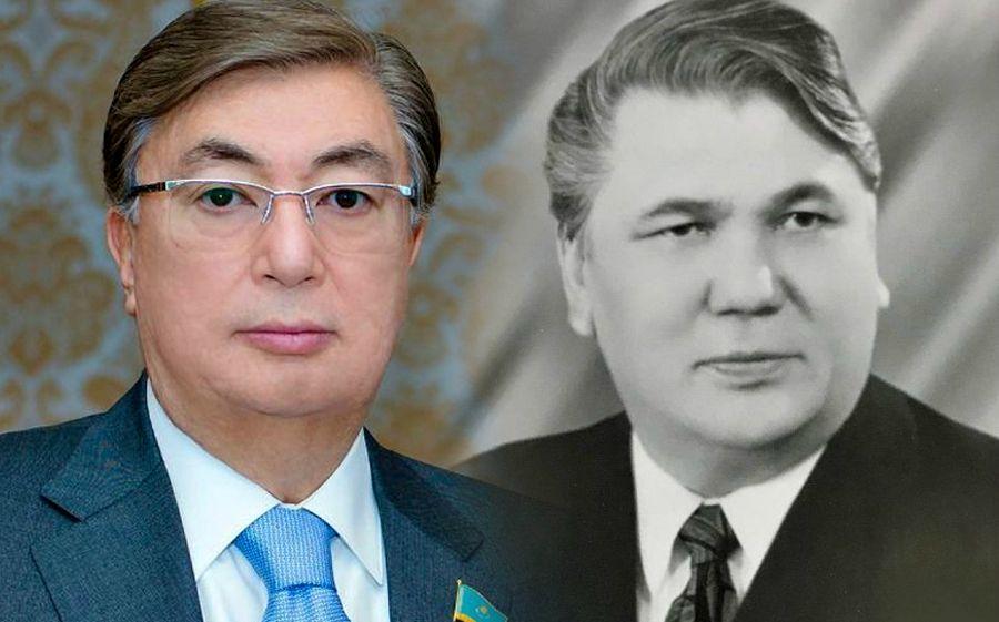 """Қасым-Жомарт Тоқаев. """"Әке туралы толғаныс"""""""