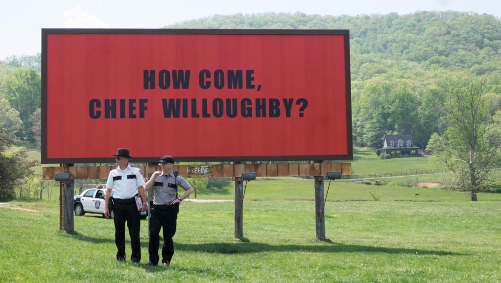 «Шериф Уиллоуби, бұның қалай?»