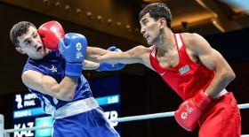 Қазақ боксшылары Баку шаршы алаңында бақ сынайды