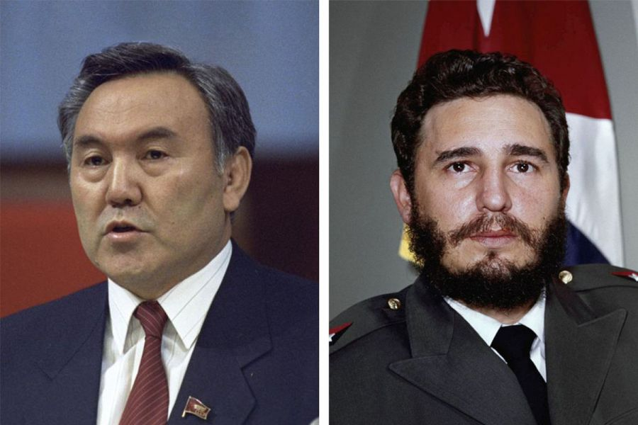 Тест: Назарбаев vs тарихи қолбасшылар
