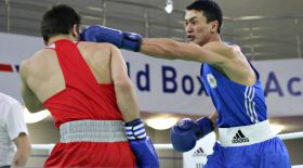 Қазақстандық алты боксшы Бакудегі бәсекенің финалына шықты