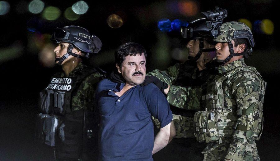 El Chapo: Наркобарон сән өндірісін бағындырмақ