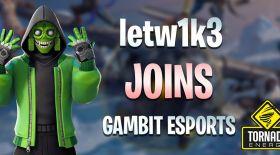 Gambit Esports: Киберспорт ұйымына 13 жасар ойыншы қосылды
