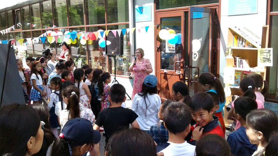 Алматыдағы Орталықтандырылған кітапханалар жүйесінің жұмысы