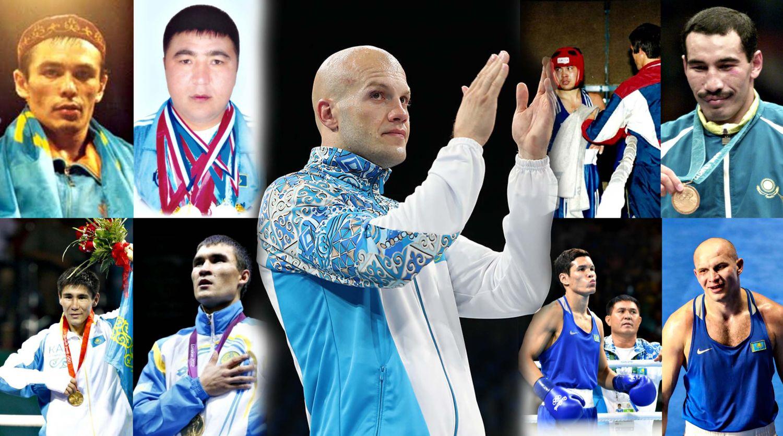 Азияның алды болған қазақ боксшылары