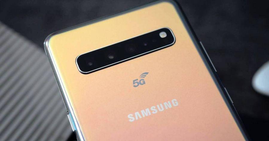 Samsung 5G байланыс жүйесіне арналған смартфон шығарды